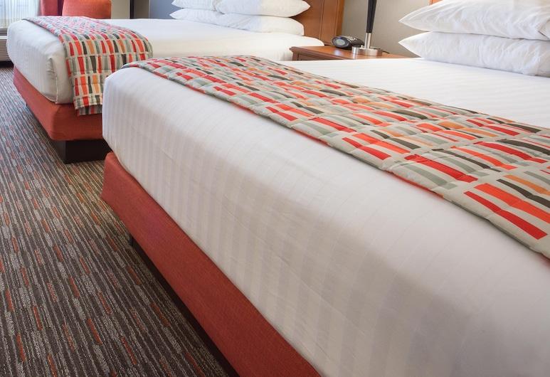 Drury Inn & Suites Columbus Grove City, Grove City, Suite, Multiple Beds, Refrigerator & Microwave (Upper Floor), Guest Room