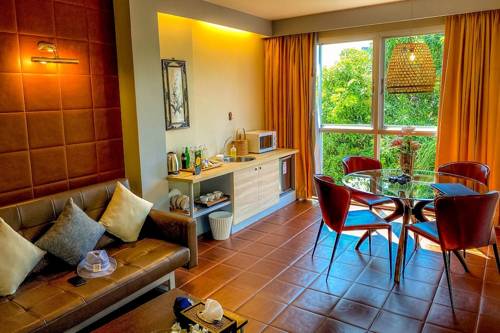 Executive Triple room - Sala de estar