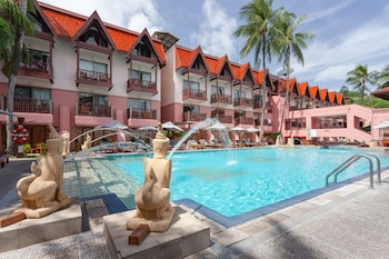 巴東芭東海景酒店的圖片