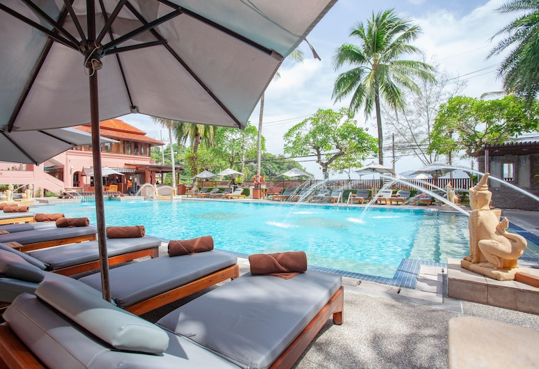 Seaview Patong Hotel, Patong, Pool