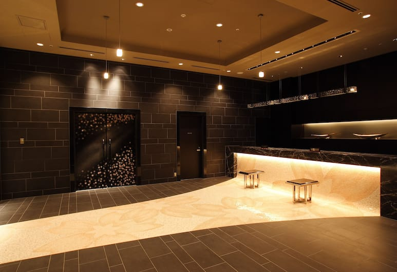 Hotel Monterey Hanzomon, Tokyo, Reception