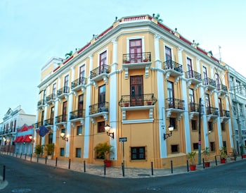Picture of Antiguo Hotel Europa in Santo Domingo