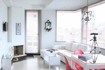 Mynd af 104 Art Suites í Bogota