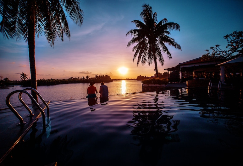 Hoi An Beach Resort, Hoi An, Kolam Infiniti