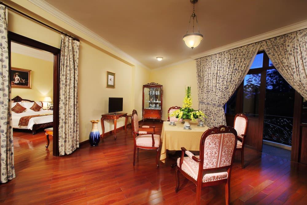 Morin Suite - ห้องนั่งเล่น