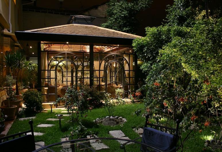 阿尔卡扎尔庄园精品酒店, 昆卡, 花园