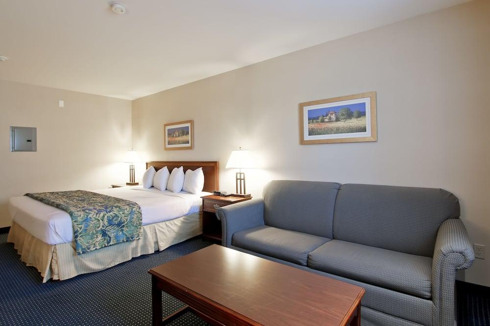 Zimmer, 1King-Bett, Nichtraucher - Zustellbetten
