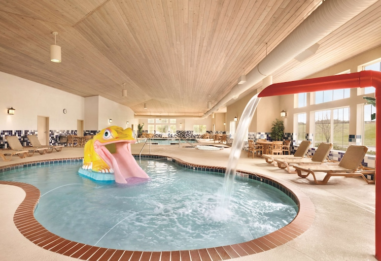 Country Inn & Suites by Radisson, Portage, IN, Portage, Indoor Pool