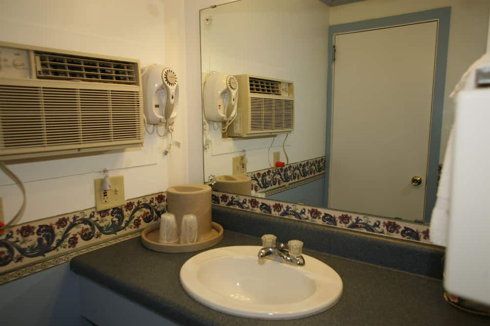 Номер, 2 двоспальних ліжка, для некурців - Ванна кімната