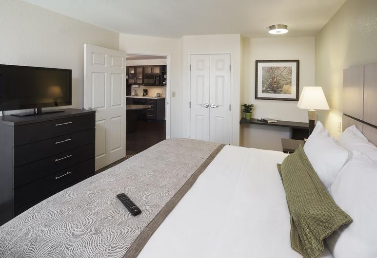 Candlewood Suites West Little Rock, Little Rock, Sviit, 1 magamistoaga, suitsetamine keelatud, Tuba