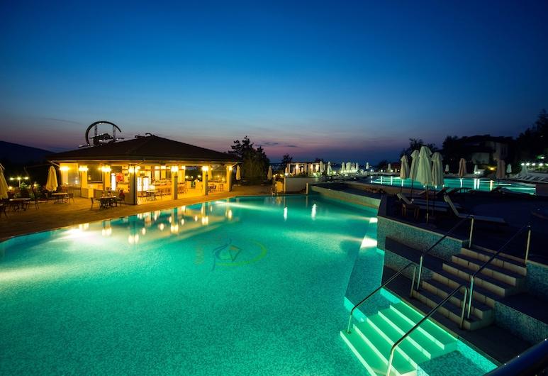 Santa Marina Holiday Village, Sozopol, Lauko baseinas