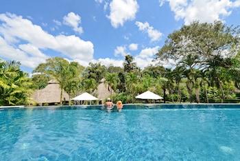 Foto van The Lodge at Chaa Creek in San Ignacio