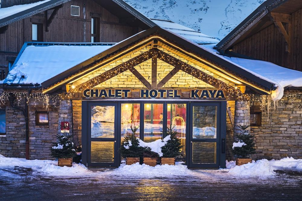 Hotel Kaya, Saint-Martin-de-Belleville