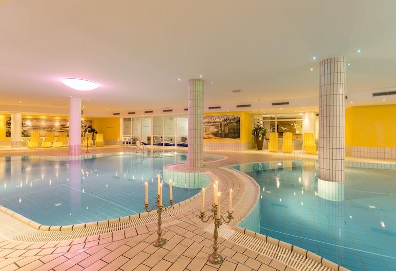 Dorint Seehotel Binz-Therme Binz/Rügen, Binz, Kapalı Yüzme Havuzu