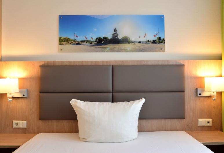 City-Hotel Kurfürst Balduin, Koblencas, Dvivietis kambarys, Svečių kambarys