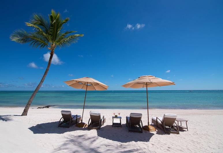Tortuga Bay Hotel, Пунта Кана, Пляж