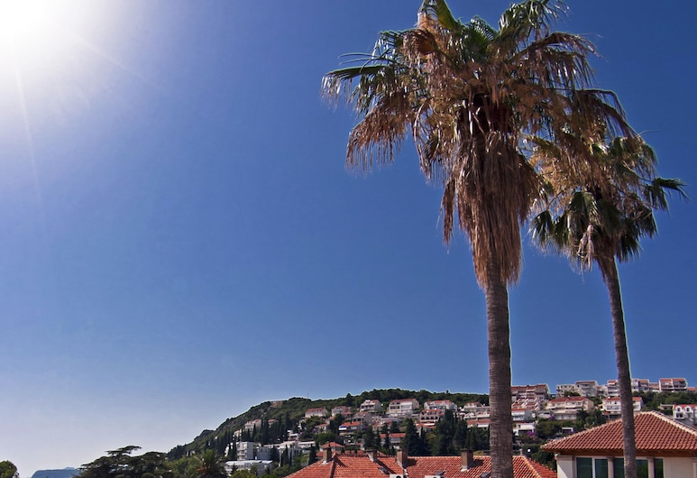 Grand Hotel Park, Dubrovnik, Standard Double or Twin Room, Balcony, Sea View, Balcony