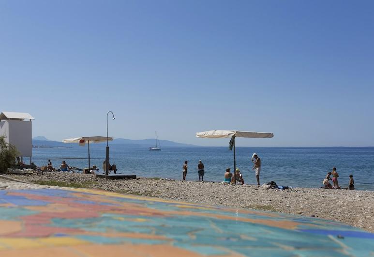 Delfini Hotel, Patras, Spiaggia