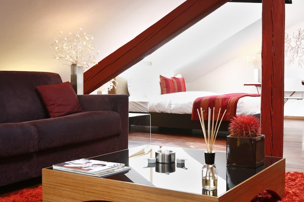 Loft Suite - Coin séjour