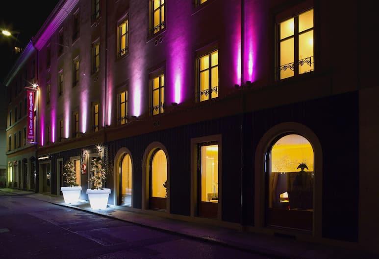 La Cour des Augustins Boutique Gallery Design Hotel, Genf
