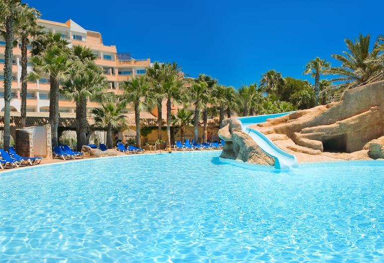 Playalinda Aquapark & Spa Hotel, Roquetas de Mar, Outdoor Pool