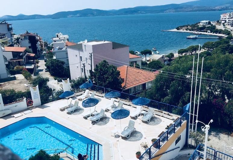 Ikont Hotel, Milas, Piscina al aire libre