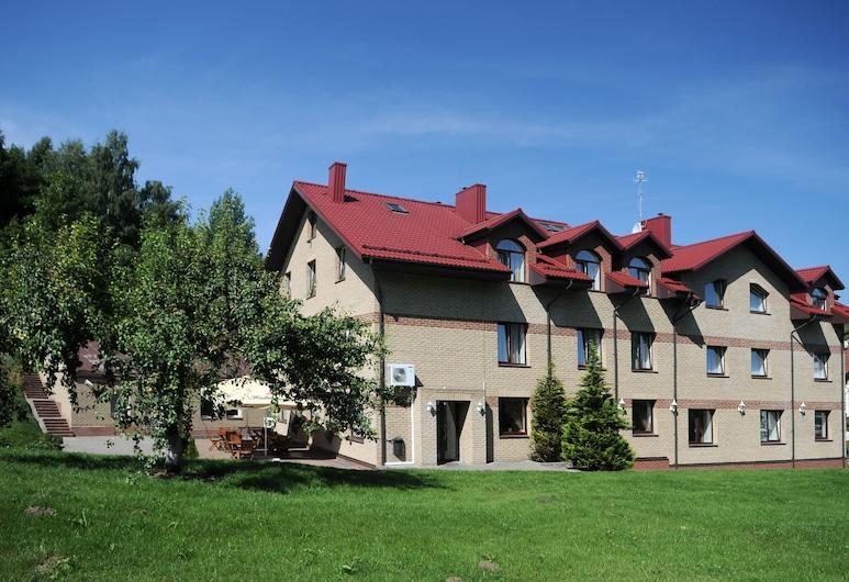 Amicus Hotel, Vilnius, Fassaad