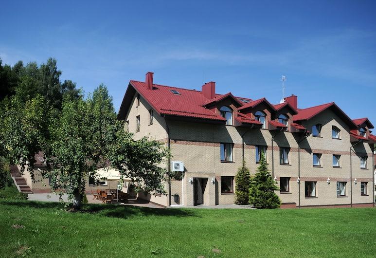 Amicus Hotel, Wilno, Fasada hotelu