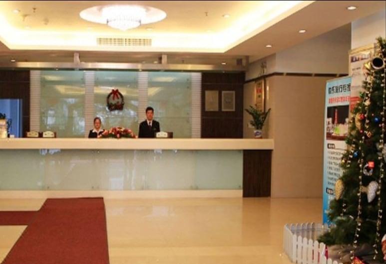 Hedong Citycenter Hotel, Shenzhen, Lobby
