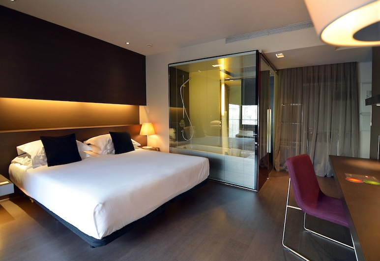Soho Hotel, Barcelona, Executive, Zimmer