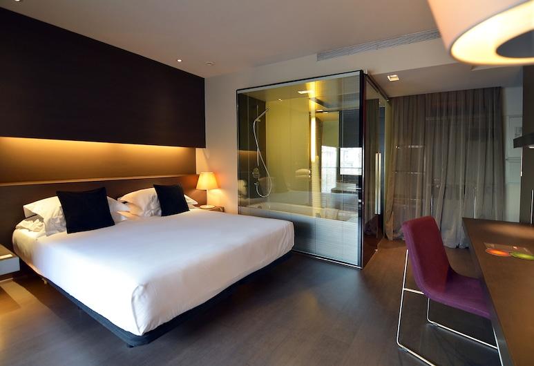 Soho Hotel, Barcelone, Chambre exécutive, Chambre