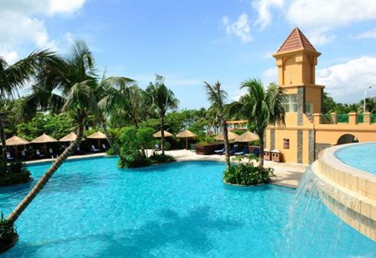 Shengyi Holiday Villa Hotel, Sanya, Välibassein