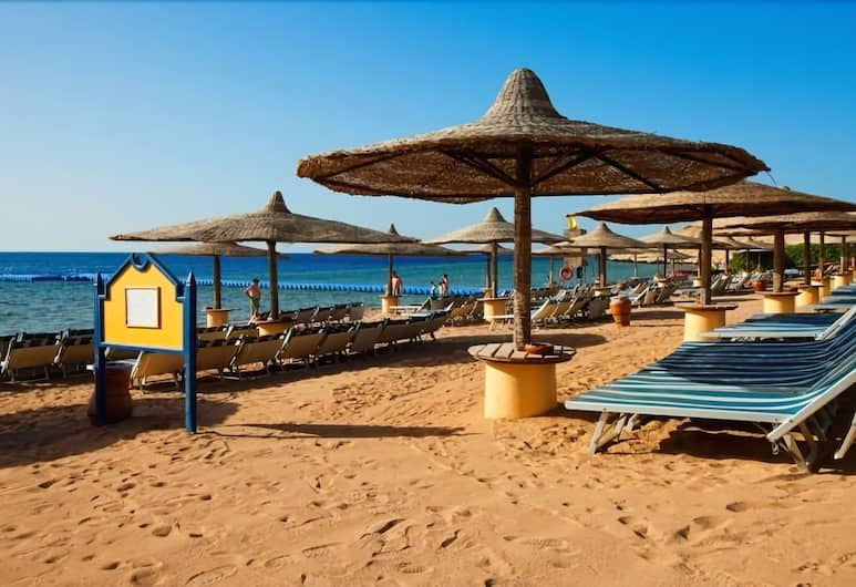 Sierra Sharm El Sheikh - All-inclusive, Sharm el-Sheikh, Strand