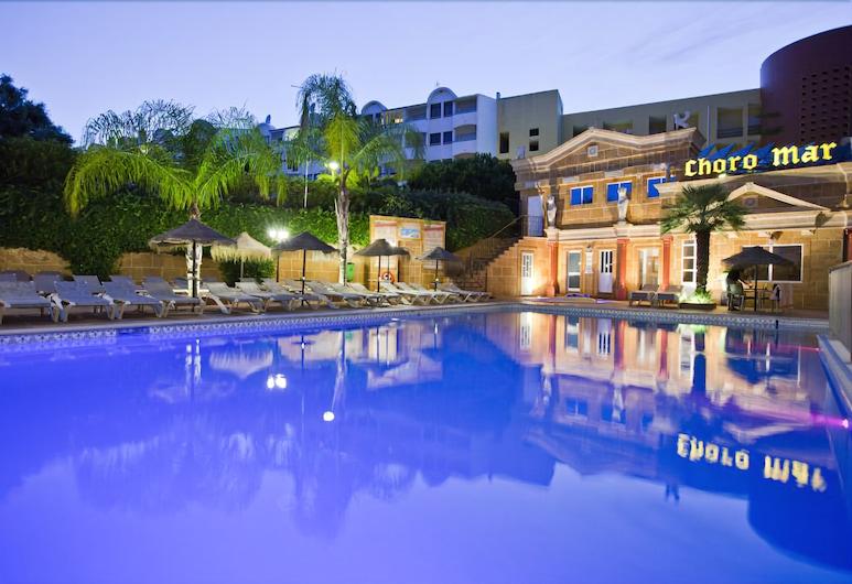 Choromar Apartments, Albufeira, Havuz