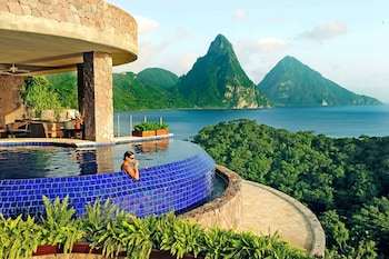 Picture of Jade Mountain Resort in Soufriere