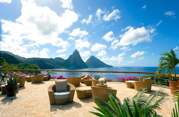 Fotografia do Jade Mountain Resort em Soufriere