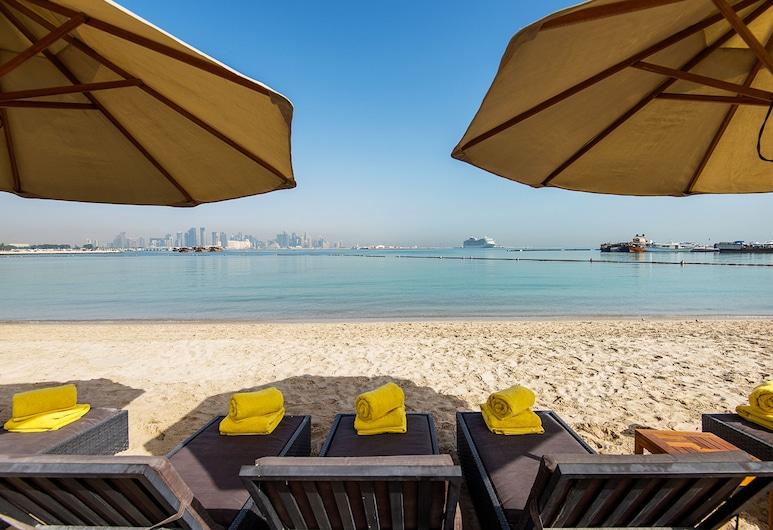 Sharq Village & Spa, a Ritz-Carlton Hotel, Doha, Ranta
