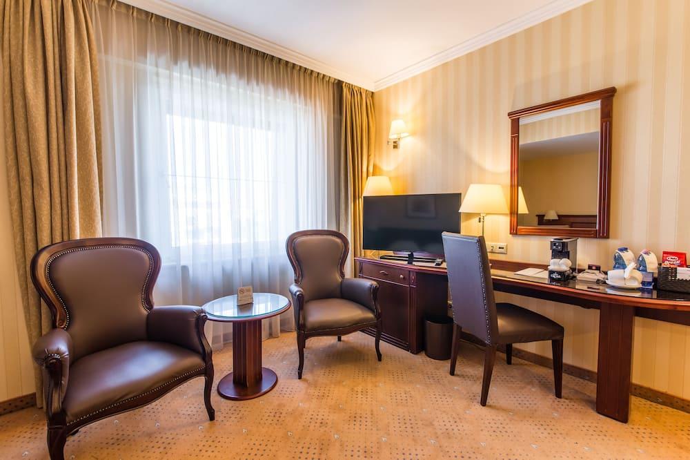 1 King Bed Non-Smoking Suite - Житлова площа