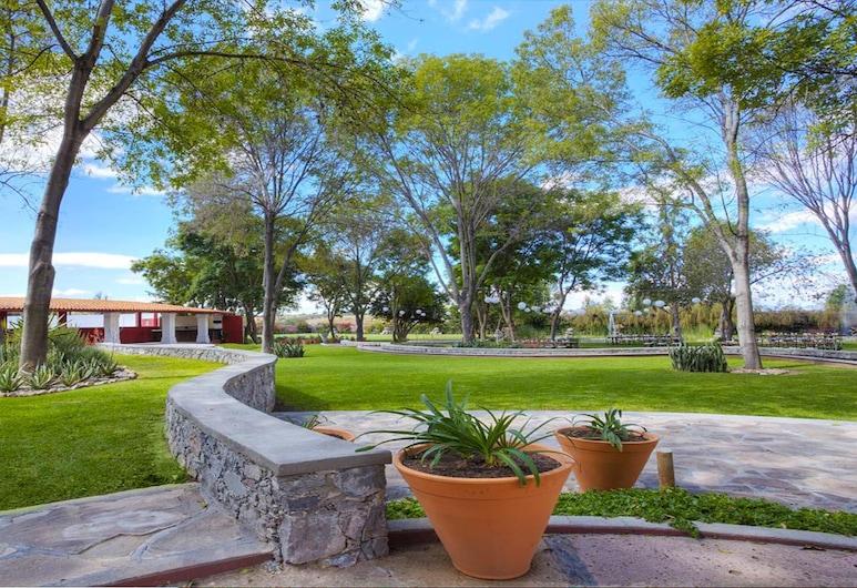 Real de Minas San Miguel de Allende, San Miguel de Allende, Garden