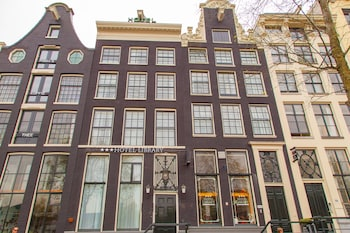 Foto van Hotel Library Amsterdam in Amsterdam
