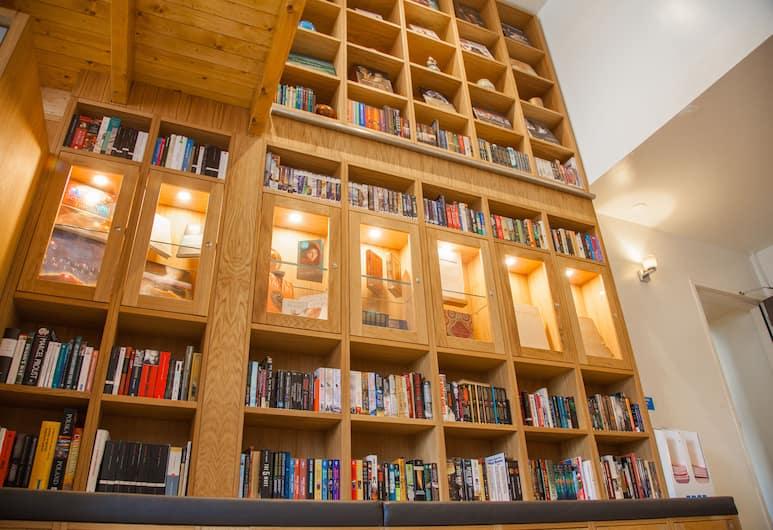 Hotel Library Amsterdam, Amsterdam, Bibliotek