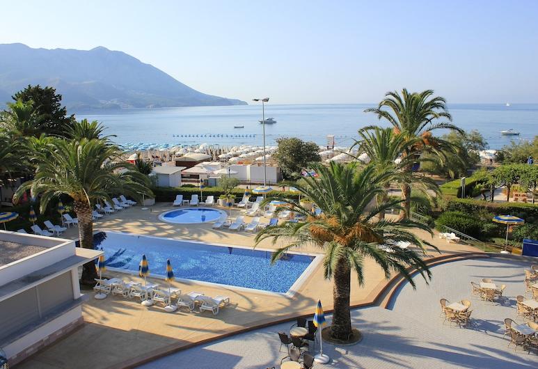 Hotel Montenegro Beach Resort, Бечичи, Открытый бассейн