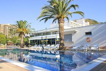 Foto van Hotel Montenegro Beach Resort in Becici
