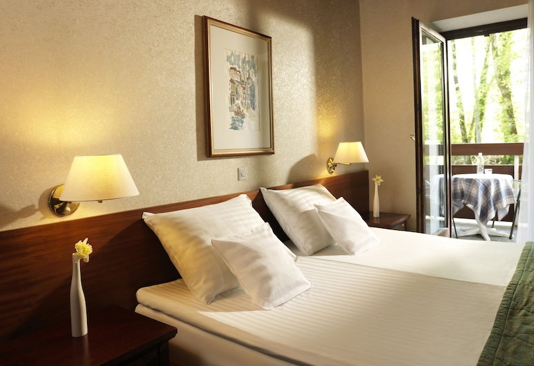 Hotel Jadran - Sava Hotels & Resorts, Bled, Double Room, Guest Room