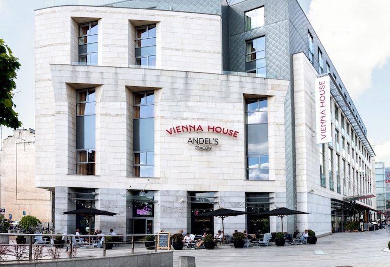 Vienna House Andel's Cracow, Cracovia