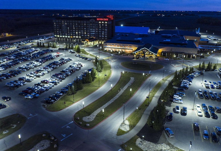 River Cree Resort and Casino, Edmonton, Property Grounds
