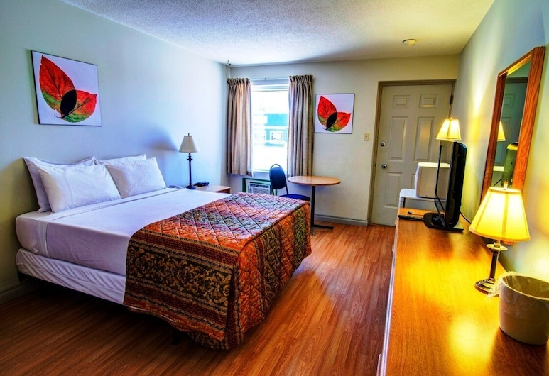 Wescana Inn, The Pas, Executive Room, 1 Queen Bed, Guest Room