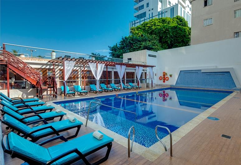 Hotel Dorado Plaza Bocagrande , Cartagena, Pool