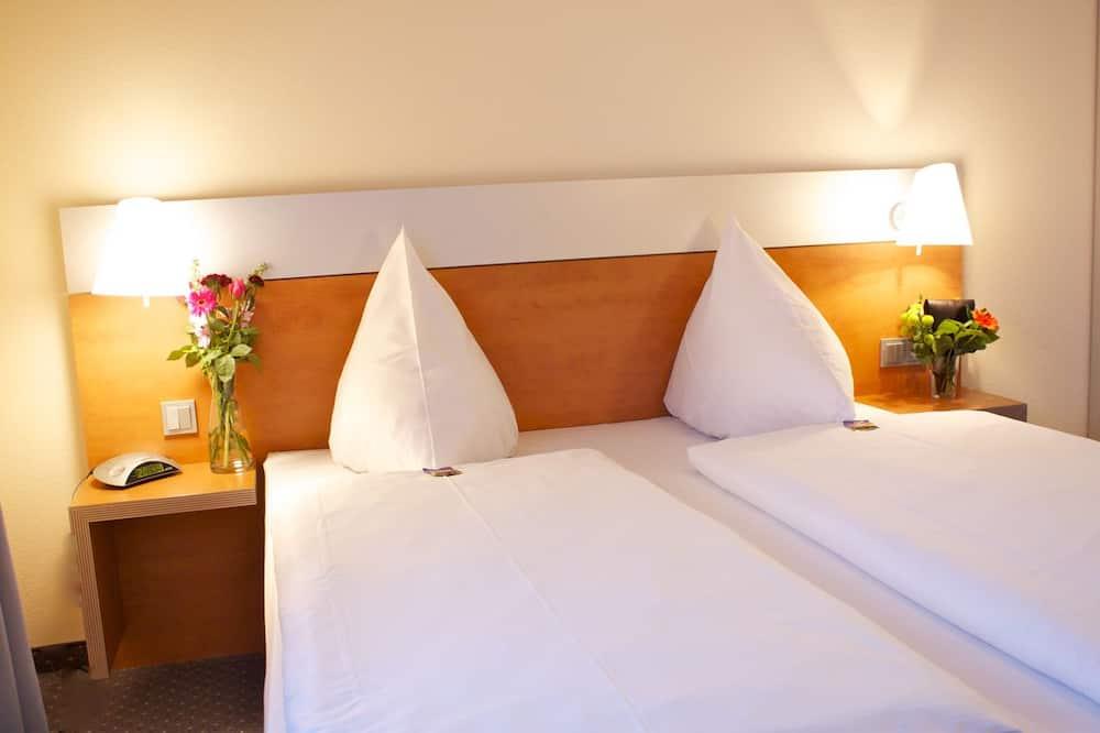 Standard Δίκλινο Δωμάτιο (Double) - Δωμάτιο επισκεπτών