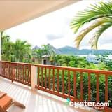 Standard Studio, Kitchenette, Garden View - Balcony